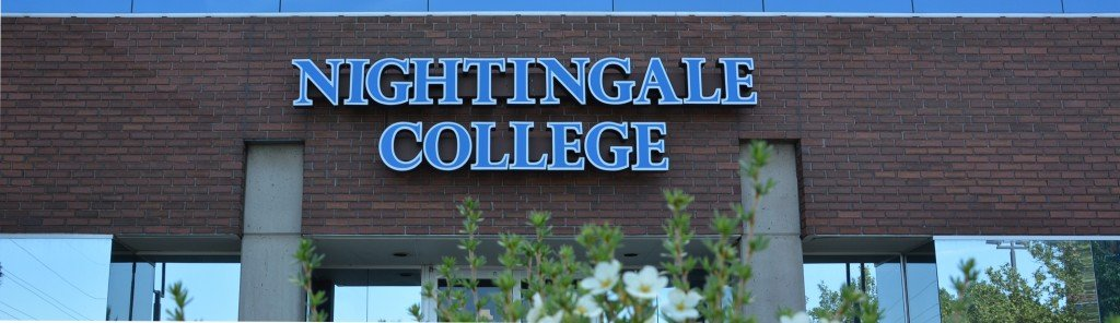 College Sign Banner