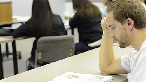 Nursing student in ogden utah learn how to overcome test anxiety