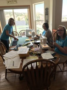 DDC Faculty Give Back Day, April 2017