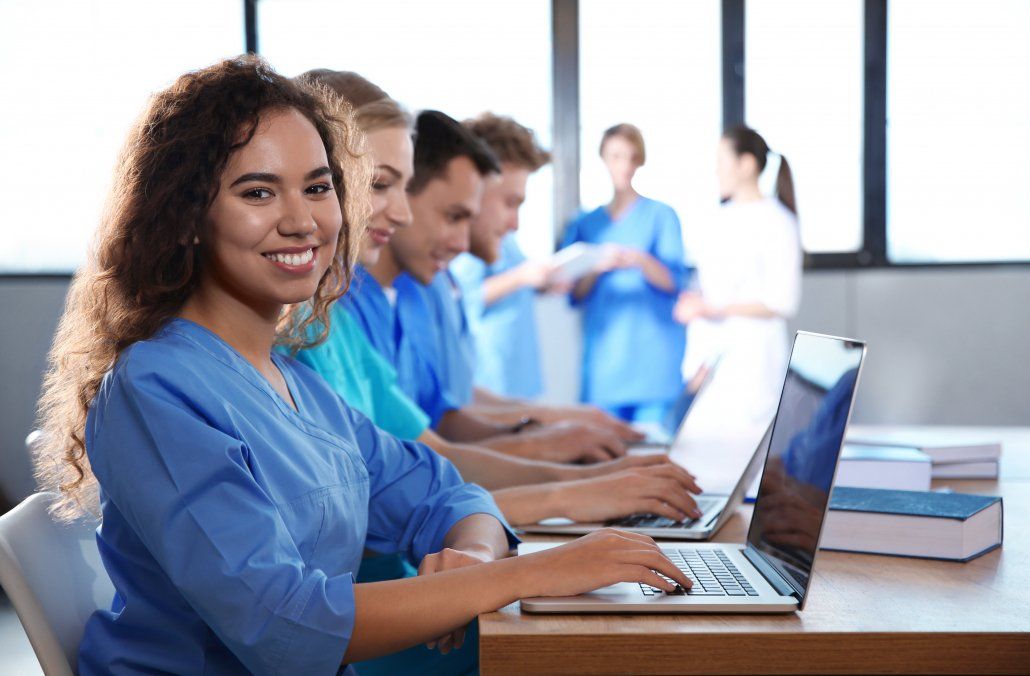can you do nursing school online