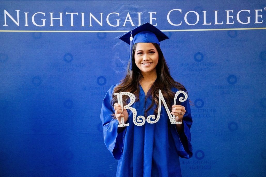 Nightingale College graduate