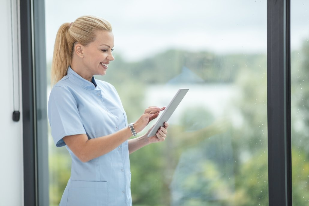 what is nurse informatics